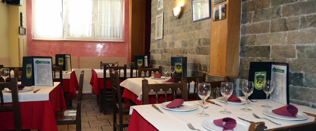 Restaurante - Hotel Restaurante Oviedo